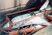 BOR-4, BOR-5, BOR-1, BOR-2, BOR-3, maquette, avion orbital sans pilote, russe soviétique, URSS
