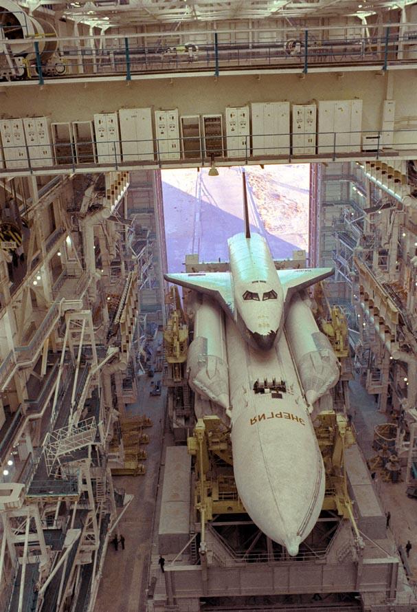 soviet space shuttle program - photo #22