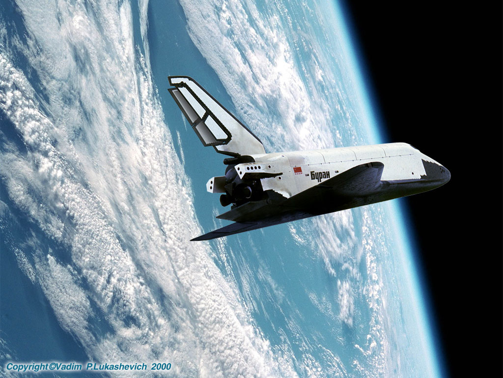 if an astronaut in an orbiting space shuttle wished - photo #18