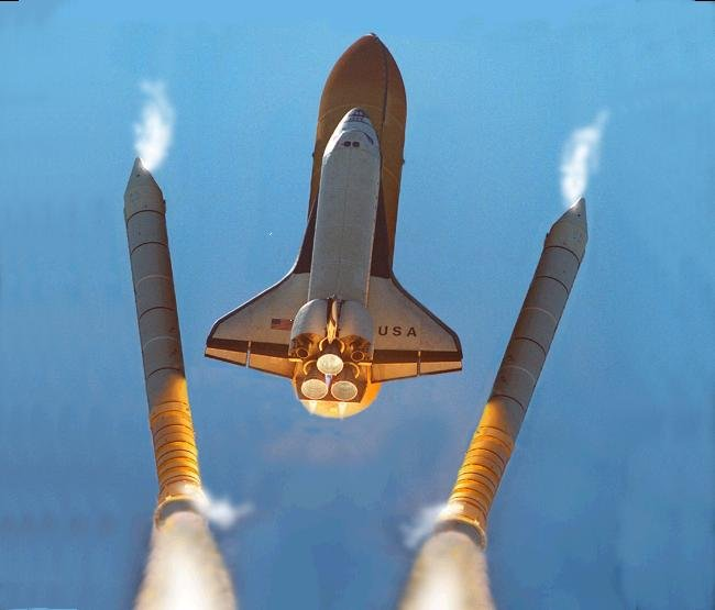 space shuttle vs spacecraft - photo #4