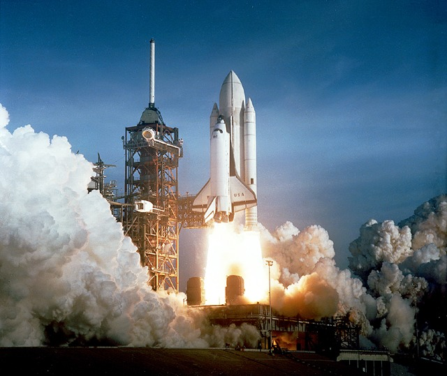 space shuttle launch system - photo #36