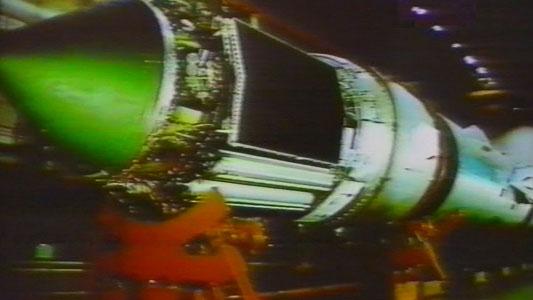 Polyus, space combat, orbital station, Star Wars project, MIR-2, USSR