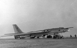VMT-Atlante, Miassichtchev, 3M, Bison, bombardier soviétique, avion transporteur